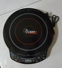 Nuwave 2 Precision Induction Cooktop    Excellent Condition  Model 30153 CR