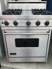 VIKING PROFESSIONAL SERIES VGIS300 4BDSS 30  GAS RANGE