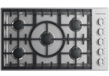 Fisher and Paykel DCS 36 Inch Gas Cooktop CDV2365N