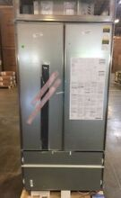 Sub Zero BI 36UFD O 36 in  Built In Panel Ready French Door Refrigerator Freezer