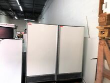 Sub Zero Refrigerator 501R and Freezer 501F  White