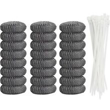 Lint Traps Washing Machine Laundry Sink Drain Hose Screen Durable 24 Pieces Best