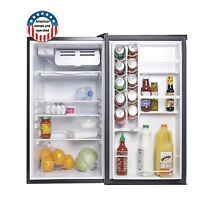 Haier 4 5 cu ft Compact Dorm Office Apartment Size Mini Refrigerator Beer Fridge