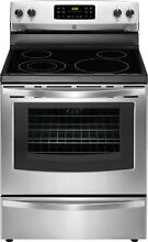 Kenmore Kenmore 96183 5 4 cu  ft  Freestanding Electric Range with Convection