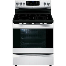 Kenmore Elite 95053 6 1 cu ft Electric Range Dual Convection Stainless Steel