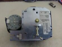 Whirlpool washer timer
