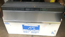 Broan 884804 Under Cabinet Range Hood  48 Inch  Stainless Steel PLEASE READ