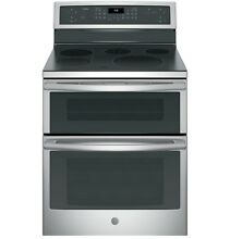 GE Profile PB960SJSS 30  Free Standing Electric Double Oven Convection Range