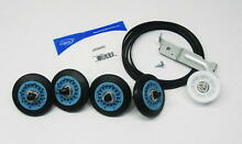 Dryer Repair Maintenace Kit for Samsung Belt Idler Pulley Rollers