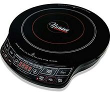 NuWave Precision Portable Induction Cooktop with carrying case