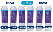 2 Pack Genuine GE MSWF SmartWater Fridge Water Filter Cartridge Sealed   New