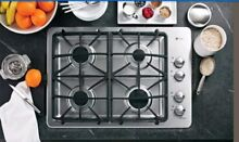 New GE Profile PGP943SETSS Gas Sealed Burner Style Cooktop