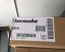 Thermador CVD310 3 1 4  x 10  Duct Cover   NIB   SHIPS FREE