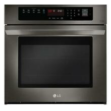 LG LWS3063BD 4 7 cu  ft  Single Built In Wall Oven