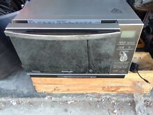 Panasonic NN DS591M inverter microwave with grill  oven  steamer  1 000 W
