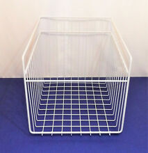 KitchenAid Refrigerator   Freezer Middle Wire Basket Drawer  2301139   P3116
