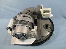 OEM Dishwasher Pump   Motor Assembly Whirlpool W10806705