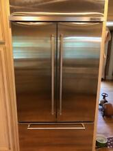 Kitchen Aid 42  NEW BUILT IN REFRIGERATOR MODEL KBFN402ESS