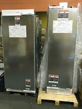 Sub Zero Panel Ready All Refrigerator   All Freezer Columns   IC30RRH IC 24FI LH