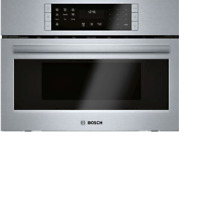 Bosch 800 Series 30  Stainless Steel Electric Convection Speed Oven