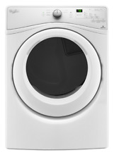 Whirlpool Front Load Dryer 27  White Front Load Gas Condensed WGD75HEFW MSRP 999