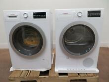 Bosch 500 Series 24  Front Load Washer and Dryer WAT28401UC   WTG86401UC