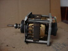 GE Stackable Dryer Motor Part   WE17X45
