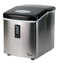 New The Metal Ware IM12SS Chard Small Ice Maker