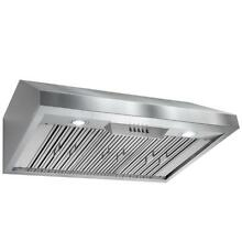 AKDY 36  Under Cabinet Range Hood in Stainless Steel RH0330