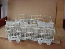 Whirlpool Dishwasher Lower Rack w  Silverware Basket Part   8561705