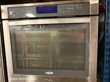 Whirlpool WOS97ES0ES 30  Stainless Single Electric Wall Oven
