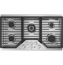 GE PGP9036SLSS Profile  Series 36  Built In Gas Cooktop