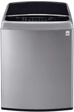 LG WT1801HVA 27 In 5 0 cu  ft  Graphite Steel Top Load Washer