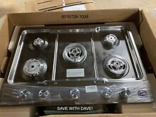 KitchenAid KCGS950ESS 30  Built in Gas Cooktop Stainless Steel