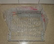 New WHIRLPOOL DISHWASHER LOWER RACK SET MOD  WDF130PAHW0
