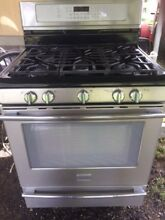 Frigidaire Fpgf 3077QF Professional 30  Stainless Steel Freestanding Gas Range