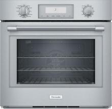 Thermador Professional Series PO301W 30 Inch 4 5 cu ft Electric Single Wall Oven
