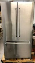 KitchenAid KRFC302ESS00 22 cu ft French Door Refrigerator Stainless Steel