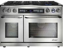 Dacor ER48DSCHNG Renaissance 48  Freestanding Dual Fuel Range Natural Gas