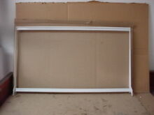GE Refrigerator Shelf Frame NO Glass Part   WR71X1758