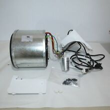 JENN AIR FAN W10295811 AND CAPACITOR 8186677 FOR JXW8836WSO RANGE HOOD
