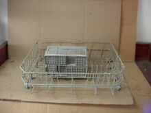 Bosch Dishwasher Lower Rack Used NO Rust Part   00665898 00249276