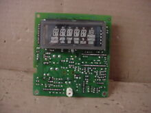 GE Combo Oven Microwave Control Board Part   WB27K5067