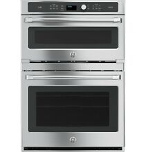 GE CT9800SHSS Advantium 30  Stainless Steel Electric Combination Wall