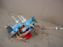GE Refrigerator Complete Water Valve Assembly Part   WR57X10003