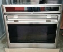 New Wolf SO30F S Wall Oven