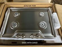 Frigidaire FFGC3026SS 30  Gas Burner Style Cooktop Stainless Steel