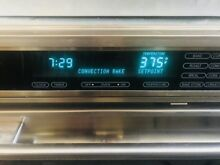 Wolf 36  Wall Oven  L Series S036US  Works great  Clean and VGUC