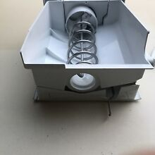 GE REFRIGERATOR ICE BUCKET AND AUGER PN  WR17X11447 FREE SHIPPING NEW PART