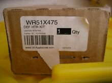 WR51X475 GENUINE GE Refrigerator Defrost Heater Kit BRAND NEW FAST FREE SHIPPING